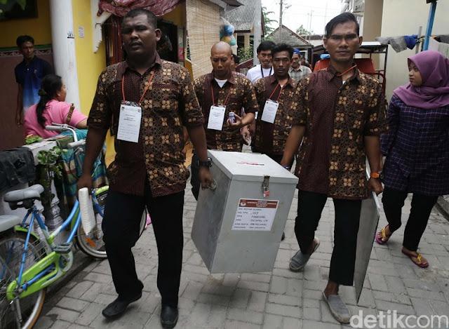 Bertambah Lagi, Anggota KPPS yang Meninggal Jadi 287 Orang