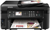 Epson WorkForce WF-3520 Driver Download Windows, Mac, Linux
