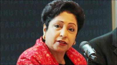 Afghan Ambassador In Pakistan Are Baseless Allegations Maliha Lodhi