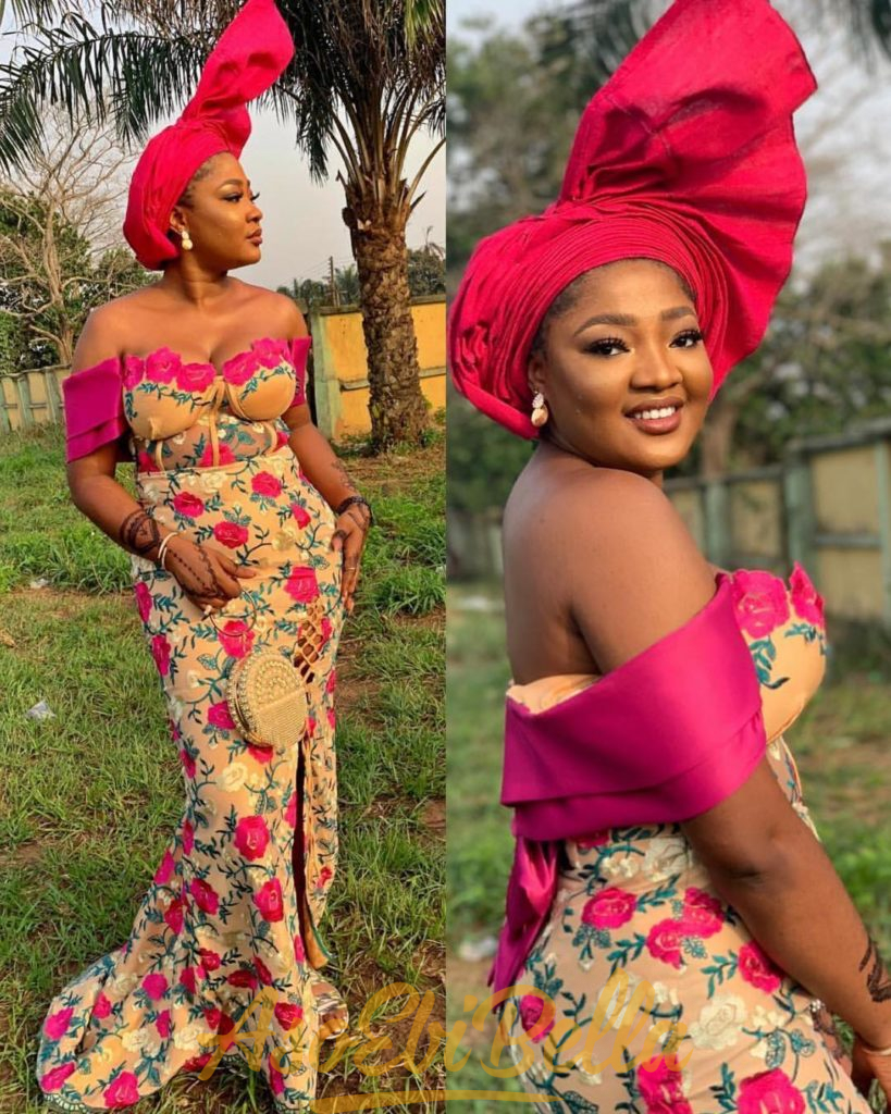 #EbFabLook Vol 44B: Wanna Be Trendy? Try This Top 30 Aso-Ebi & EB Fabulous Look Style