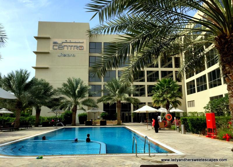 Centro Hotel Sharjah Airport