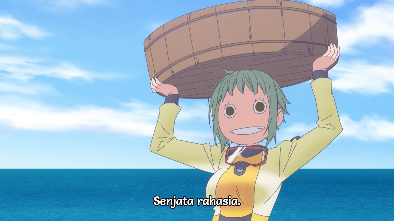 Kowaremono the animation [episode 01]
