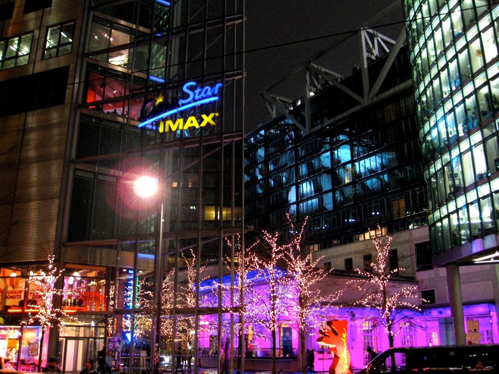 Sony Center Original