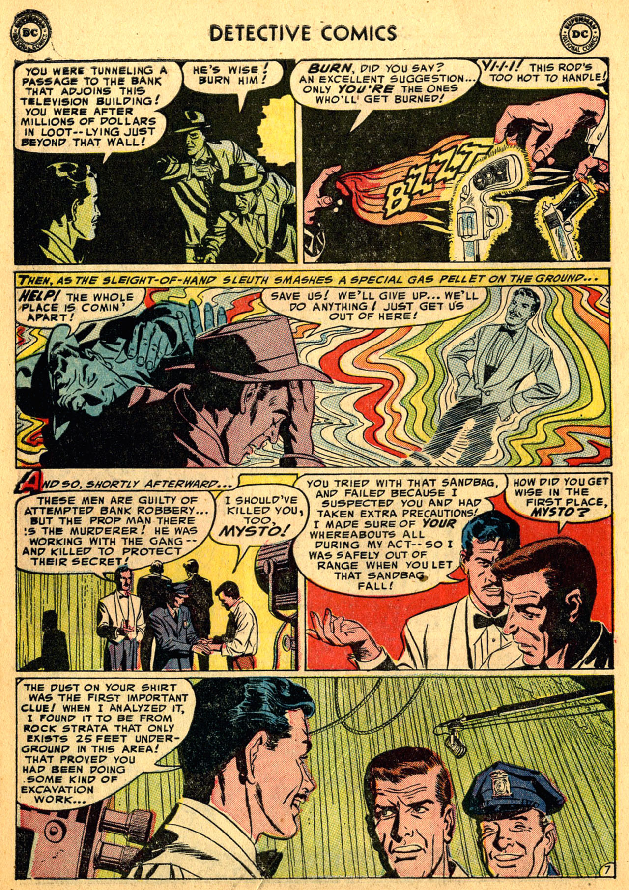 Read online Detective Comics (1937) comic -  Issue #205 - 40
