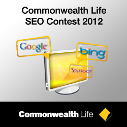 Kontes SEO Commonwealth Life Januari 2013