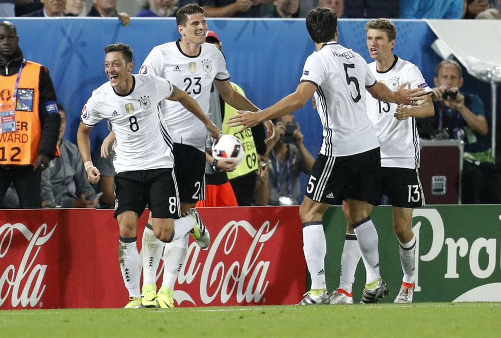 Alemania a Semifinales de la Euro elimina a Italia en penales