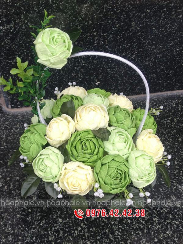Hoa giấy nhún | Hoa hồng giấy nhún