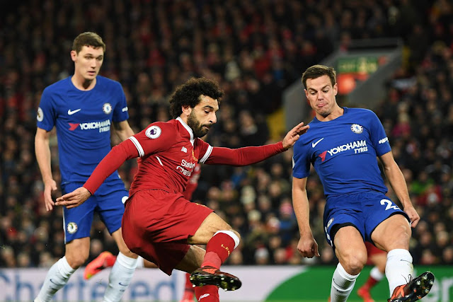 Prediksi Chelsea vs Liverpool, 29 September 2018