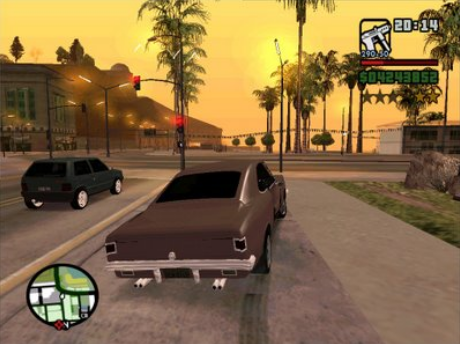 Descargar GTA San Andreas para pc full