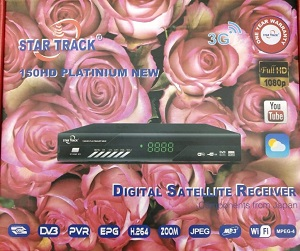 star track 150 HD Platinum New
