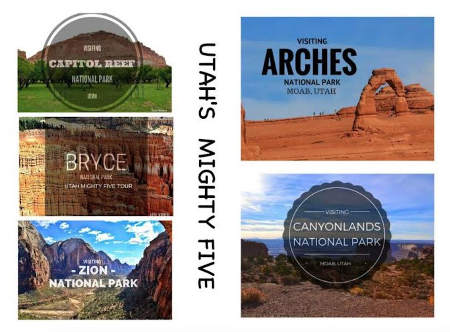 Girl On A Hike Guest Post Utah S Mighty Five