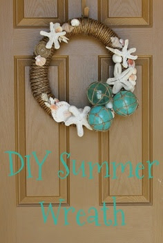 Sunset Coast: Beach Style Decor and Wreaths