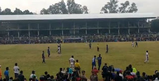 Persib Bandung Menang 4-0 atas Priangan Selection - Uji Coba Tasikmalaya