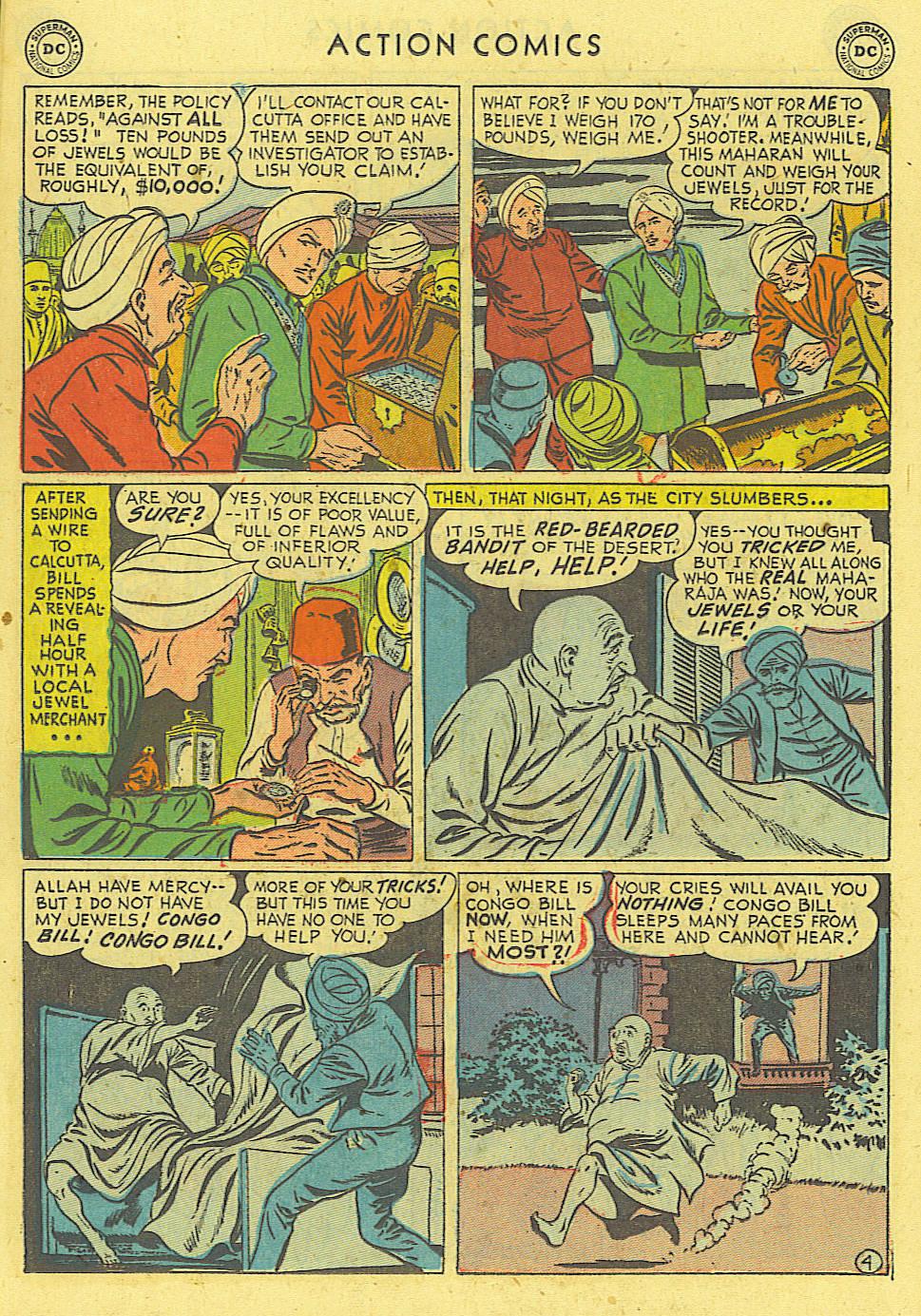 Action Comics (1938) 162 Page 22