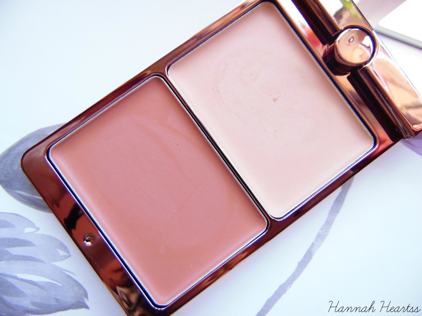 Sienna X Cream to Powder Bronzer and Illuminator