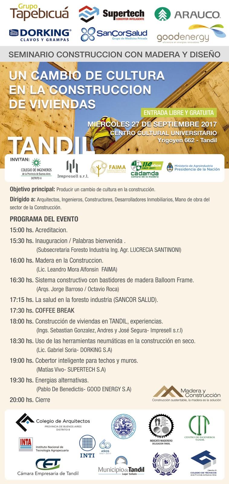Buenos aires forestal seminario de dise o y construcci n for Construccion de viveros forestales