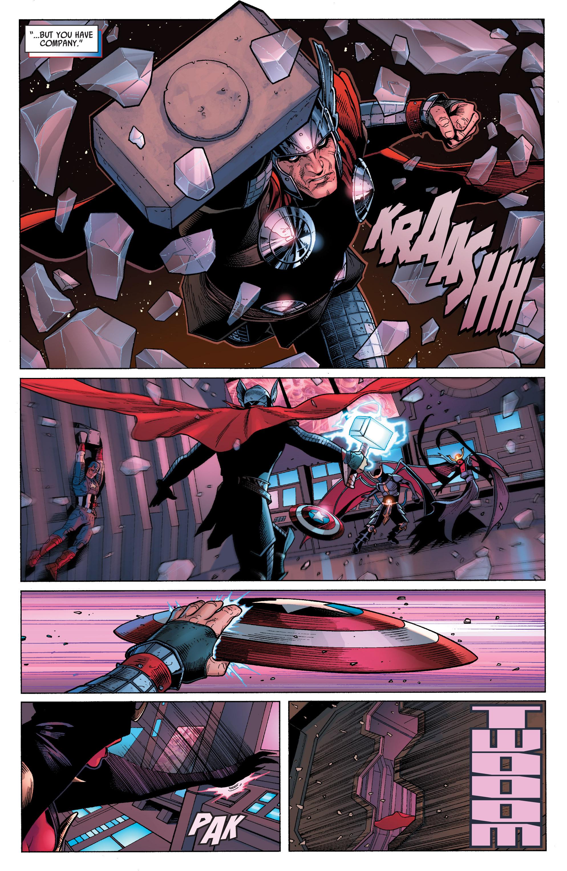 Read online Uncanny Avengers (2012) comic -  Issue #16 - 7