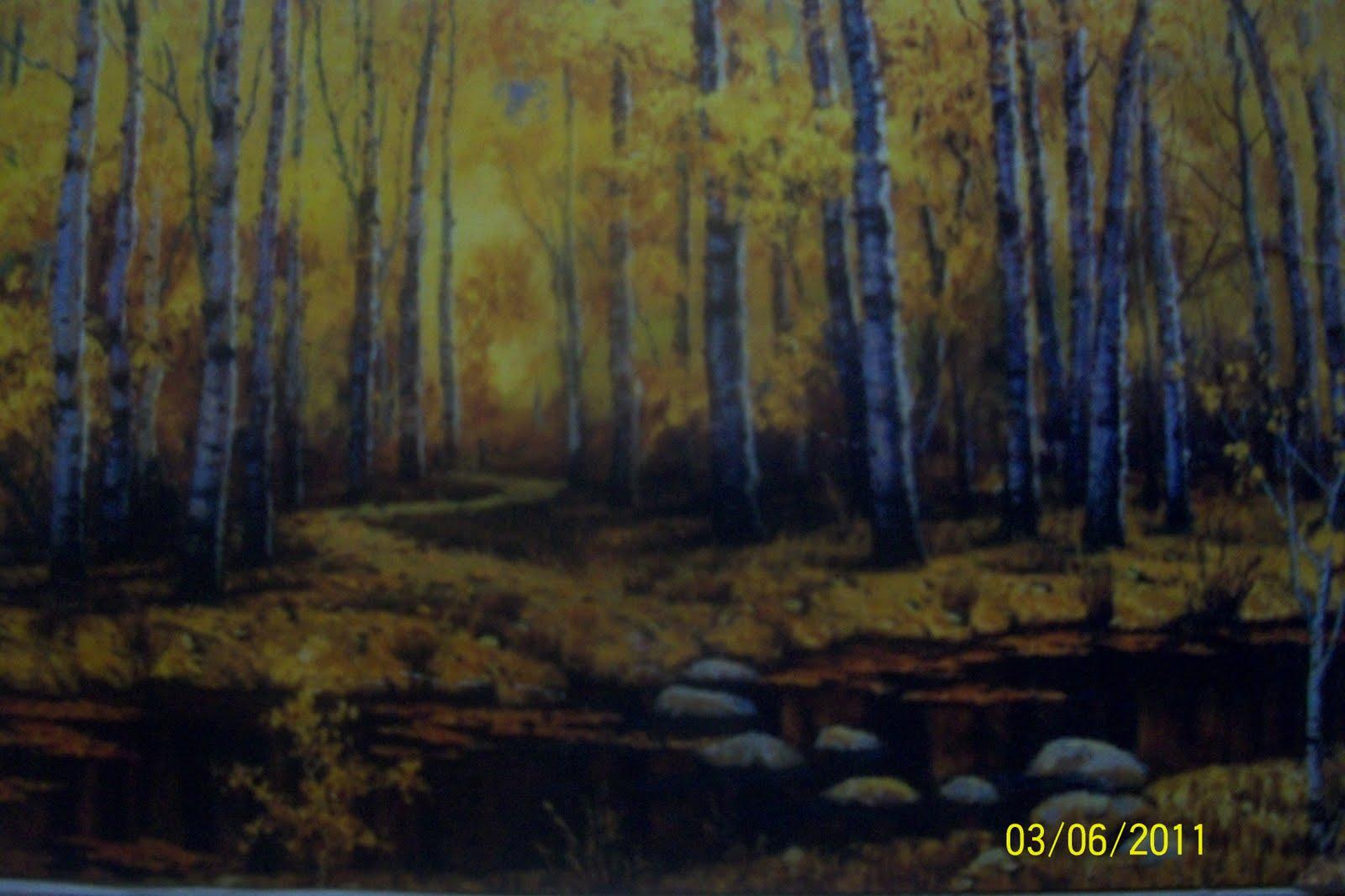 Mural Contoh Lukisan DindingMural