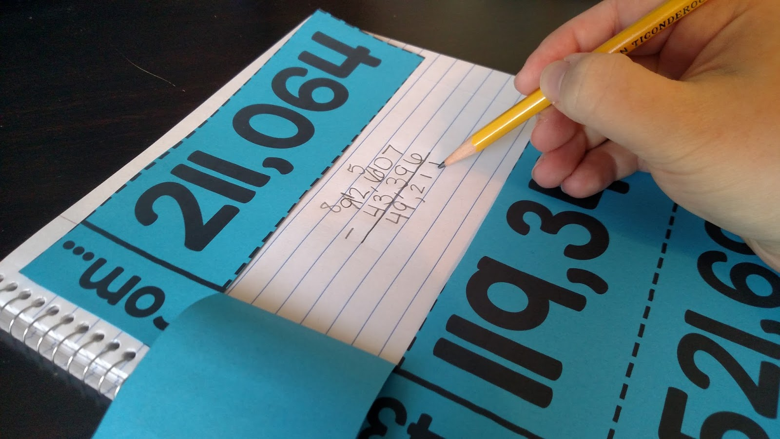 Guided Math Set Up | Thrifty in Third Grade