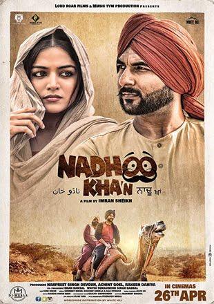 Nadhoo Khan 2019 Full Punjabi Movie Download 720p DVDScr