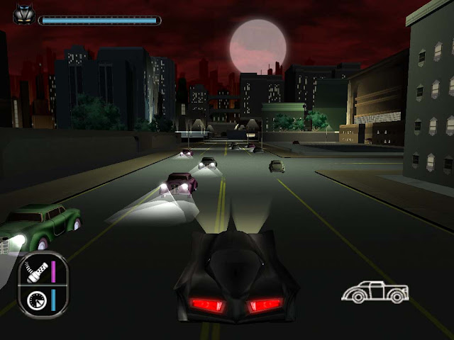 Batman Vengeance Free Game