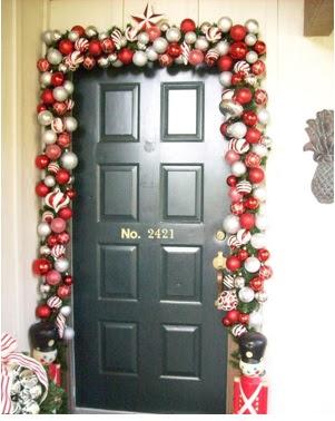 como puedo decorar la puerta de mi oficina