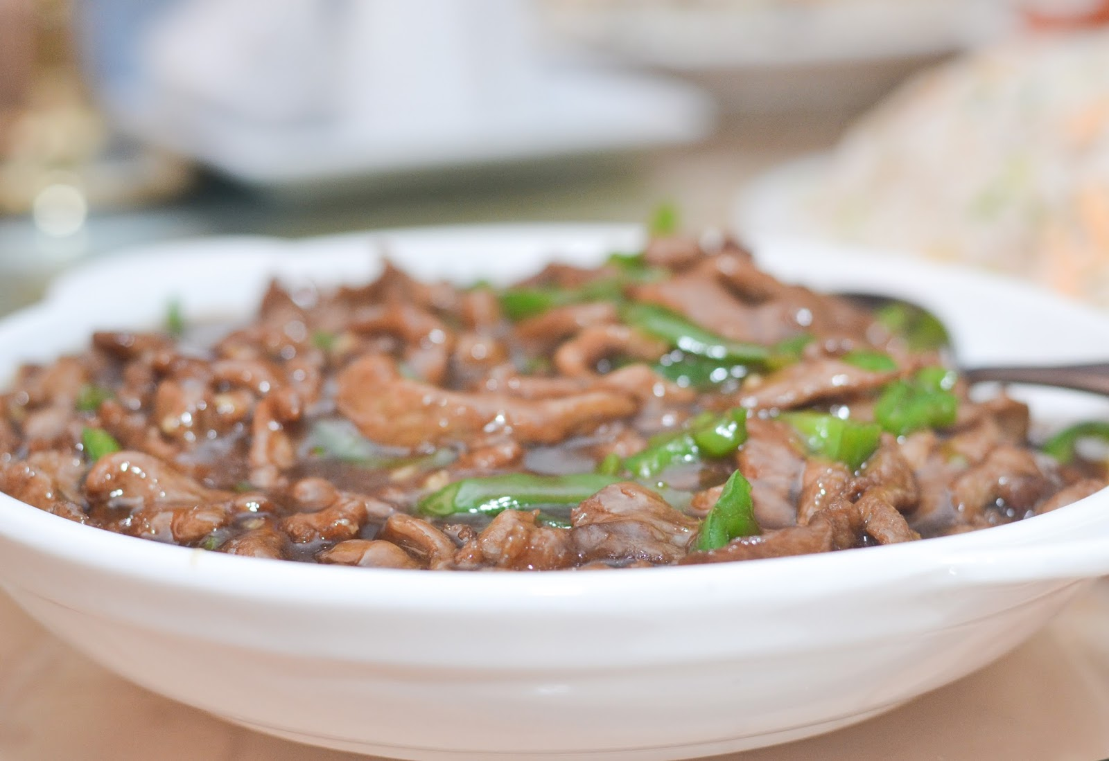 Shredded Beef Sauce