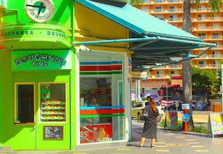Doughnut time Store Surfers Paradise