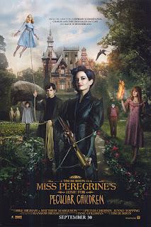 Keunikan Film Miss Peregrine's Home for Peculiar Children, Mirip X-Men dan Harry Potter