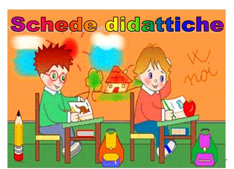 Guamod scuola raccolta di schede didattiche per la scuola da scaricare gratuitamente - Letto scrittura schede ...