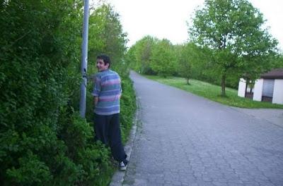 Moncho , Paderborn , meando , 2002