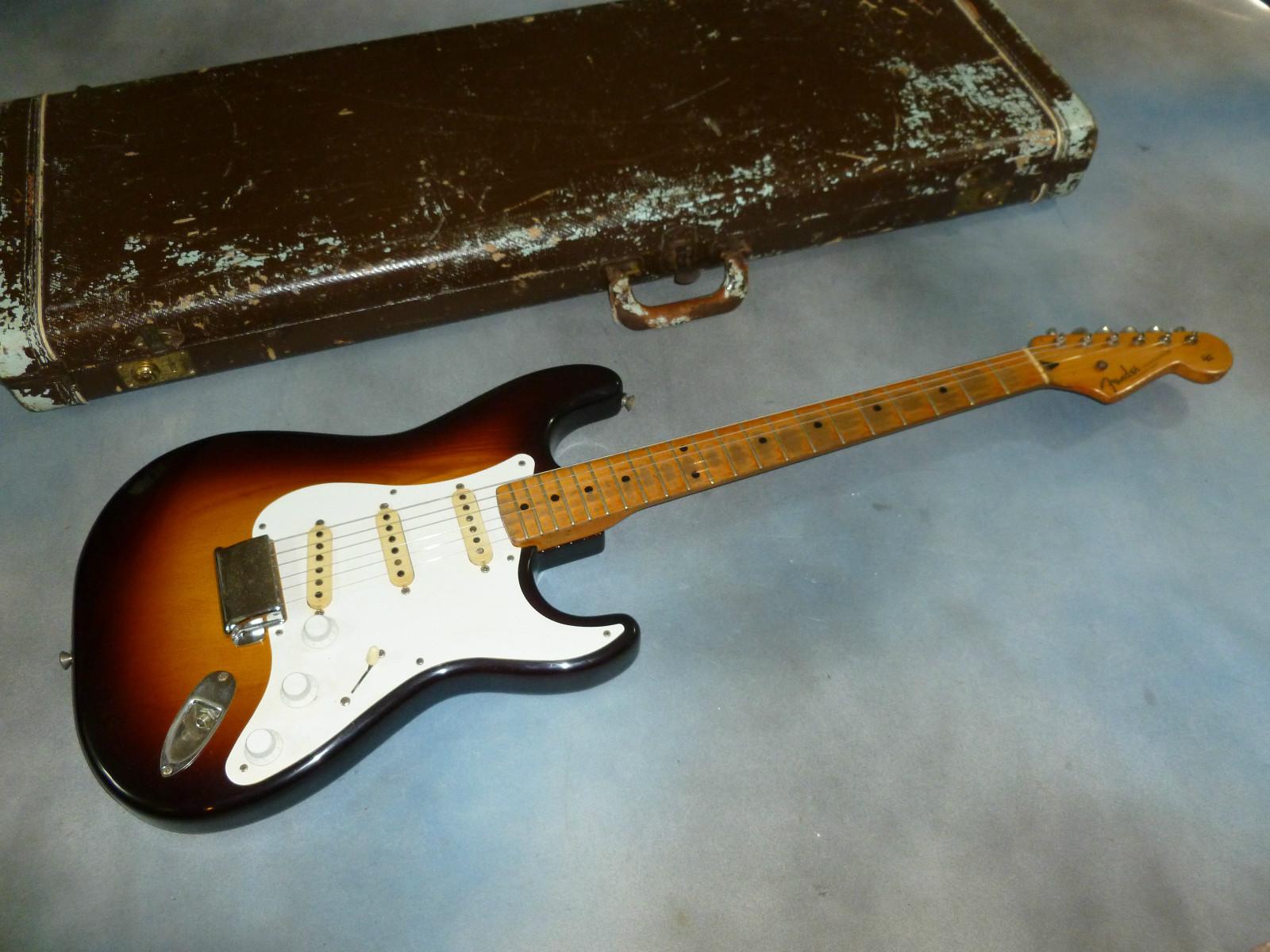 Vintage Fender Strats 53