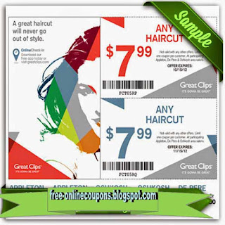 Free Printable Great Clips Coupons