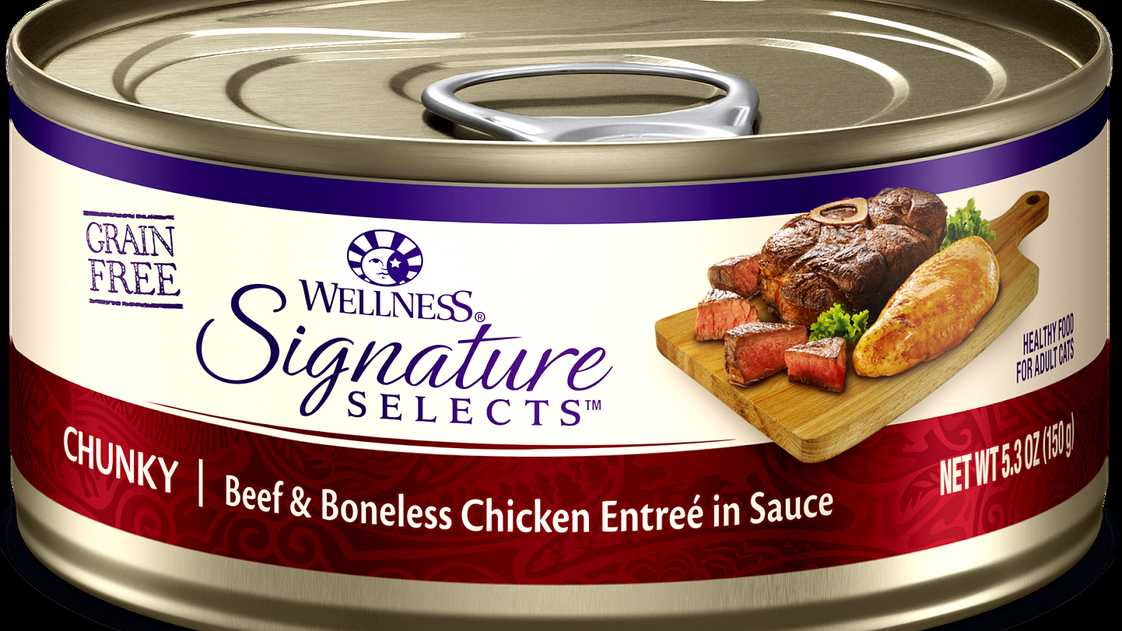 Wellness Canned Cat Food 125 Oz Cat Choices