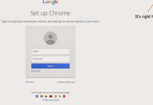 Google Chrome Button for Switching User Profiles Now on the Upper Right Side ~ Paul's Blog