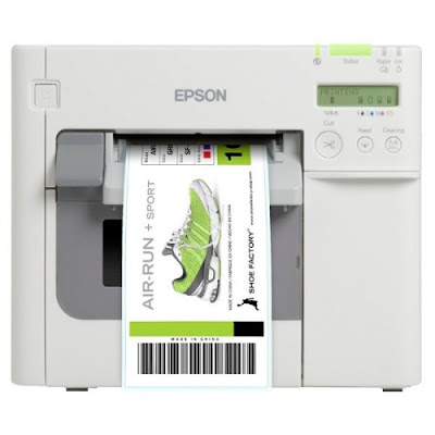 Epson ColorWorks C3500 Drivers Download
