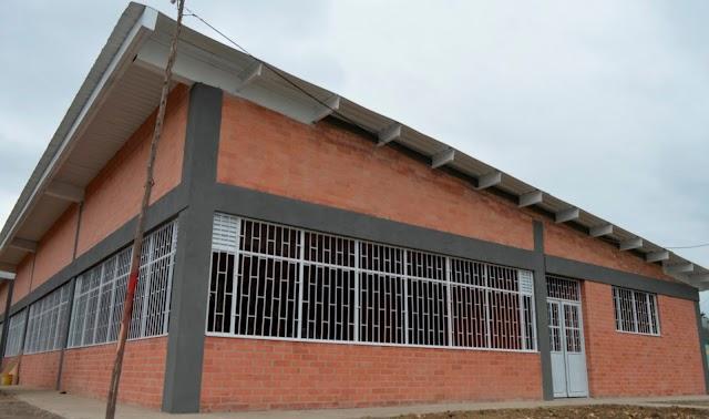 Centro Día del Adulto Mayor, terminó convertido en Ludoteca