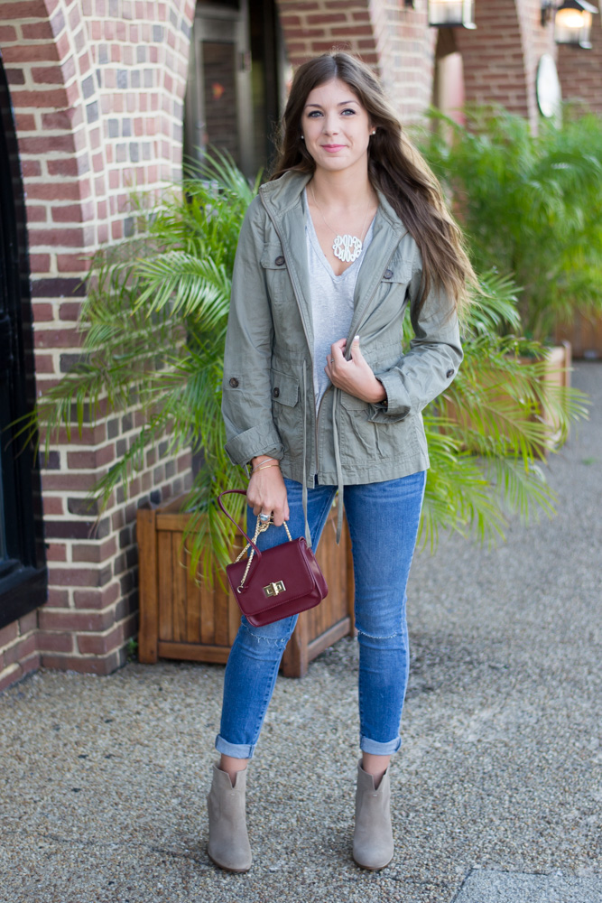 Easy Fall Outfit to Recreate this Fall - Chasing Cinderella