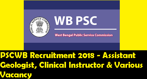 pscwb-recruitment-2018-assistant-posts