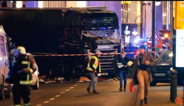 Σε κόκκινο συναγερμό η Ευρώπη μετά το χτύπημα στο Βερολίνο