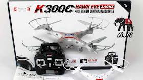DRON K300 CON WIFI, Manejo desde el celular con cámara HD solo por $80.000