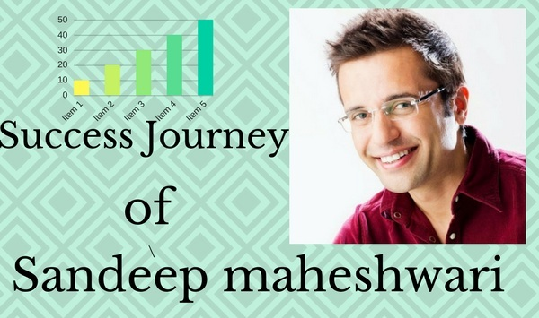 success journey of sandeep maheshwari