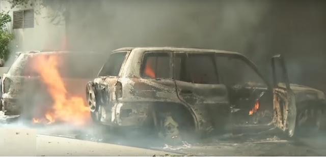 HAITI: Caos se extiende en el país; hay saqueos masivos e incendios