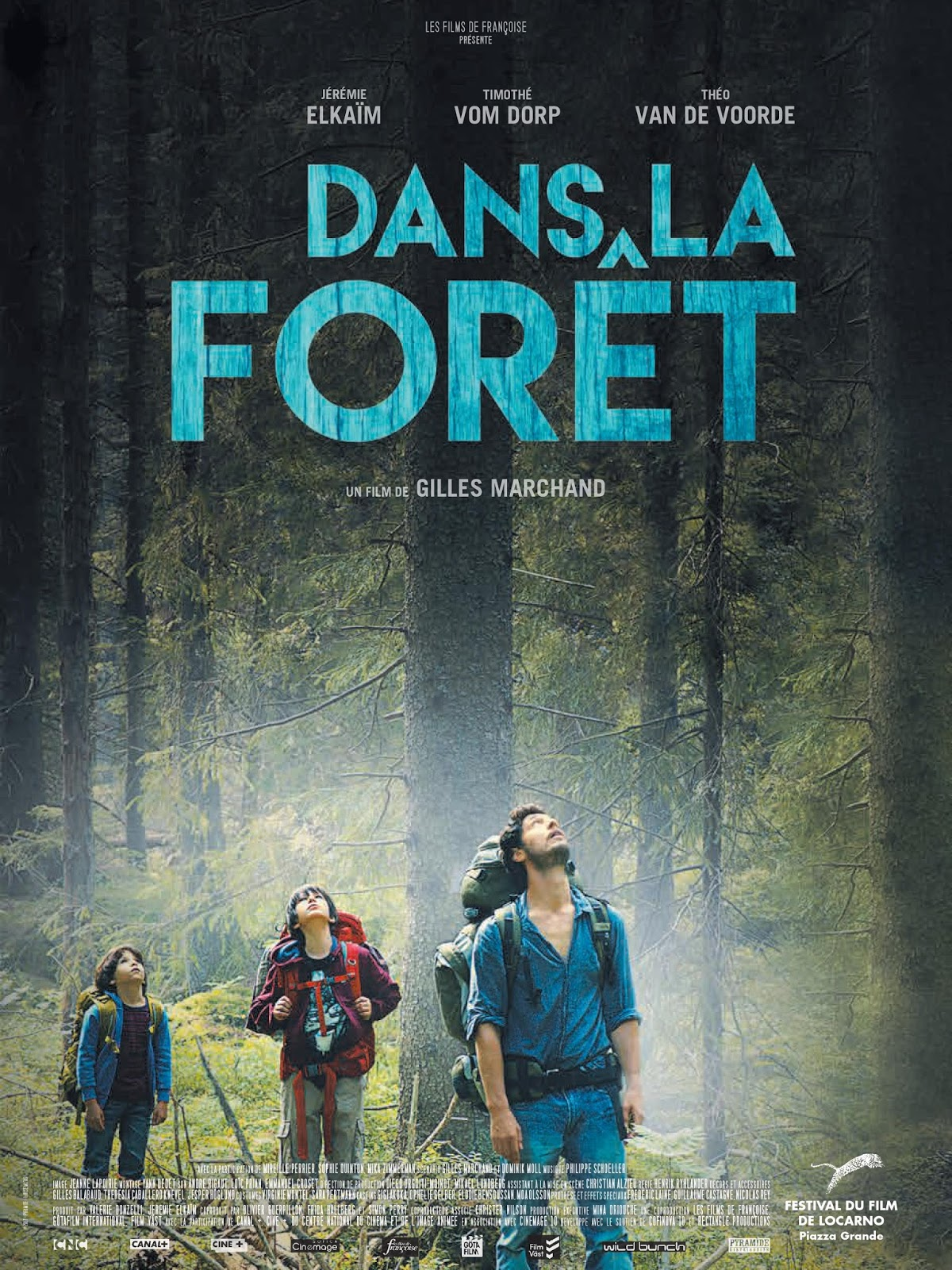Cinema Dans La Foret Critique Dame Skarlette