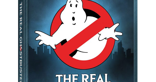 The Real Ghostbusters proximamente en bluray