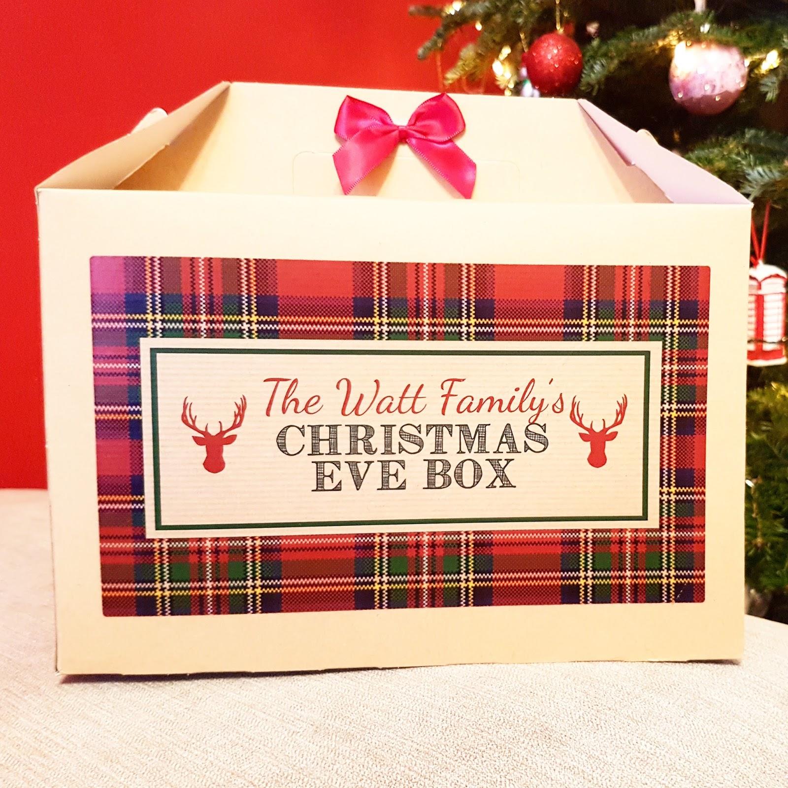 The Clueless Mummy   20 Christmas Eve Box Ideas on a Budget   The Beautiful Bluebird