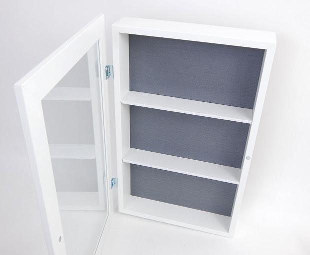 IKEA Glass Display Case