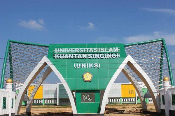 Rekrutmen 20 Dosen Universitas Islam Kuantan Singingi (UNIKS)