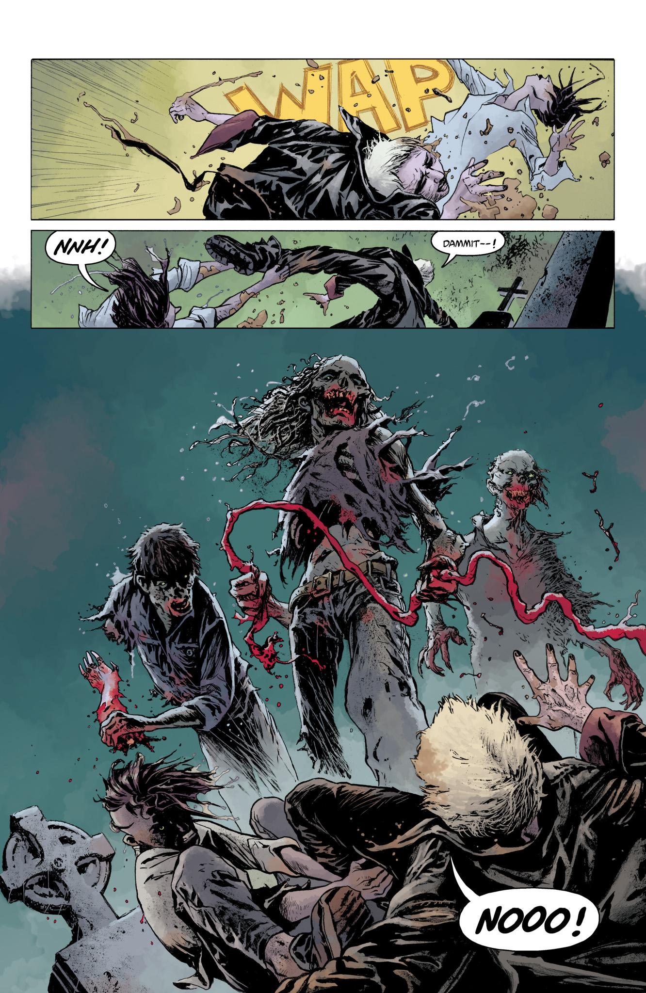 Read online Abe Sapien comic -  Issue #10 - 18