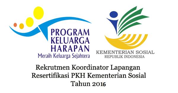 Kemensos Ri Rekrutment Pendamping Pkh 10 000 Orang Dan Operator Pkh 1 000 Orang Kabar Guru